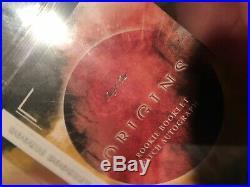 1/1 RC AUTO PATRICK MAHOMES 2017 Origins Black Nike laundry tag booklet BGS 9/10