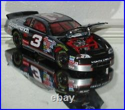 1999 DALE EARNHARDT SR #3 GOODWRENCH LAST LAP CENTURY AUTOGRAPHED WithJSA LOA WOW