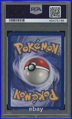 2000 Pokemon Christoper Rush Signed Mewtwo Black Star Promo PSA 10 Autograph