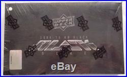 2009-10 UD Black HOBBY Box Wayne Gretzky Bobby Orr John Tavares RC Auto/Jersey