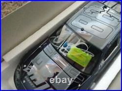 2009 Dale Earnhardt Jr Amp Energy Black color chrome/autograph 1/24. #/485