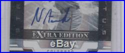 2009 Donruss Elite rc auto NOLAN ARENADO Rookie Black Status 1/1 AUTOGRAPH card