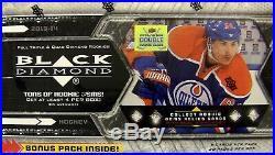 2013-14 Upper Deck Black Diamond NHL hockey cards Hobby Box