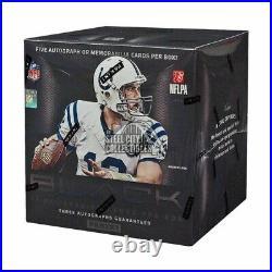 2013 Panini Black Football Hobby Box