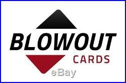 2014 Panini Black Gold Football Hobby Box Blowout Cards