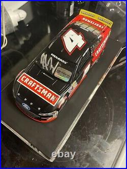 2020 Arc 1/24 Hailie Deegan #4 Craftsman Rookie Car Autographed Standard Arc