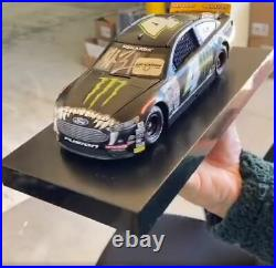 2020 Arc 1/24 Hailie Deegan #4 Monster Energy Rookie Car Autographed Arc