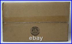 2020 Topps Chrome Black Baseball Factory Sealed 12 Hobby Box Case