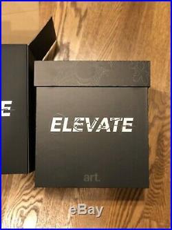 AUTOGRAPHED Louis De Guzman Elevate ComplexCon Exclusive Black Bart Vinyl SIGNED