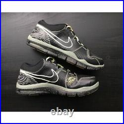 Autographed Nike Trainer 1 Pacquiao Lights Out Size 10