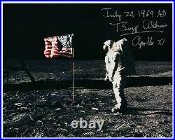 BLACK FRIDAY SALE! NASA Apollo 11 Astronaut Buzz Aldrin July 20 Profile