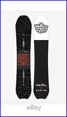 Burton Deep Thinker Keith Haring Limited AUTOGRAPHED Red Gerard 157