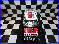 Dale Earnhardt Jr Download 2019 Camaro ZL1 124 scale Action Autographed NASCAR