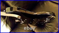 Dean MAB1 Armor Flame, Michael Angelo Batio autographed, EMG, Floyd, collectors
