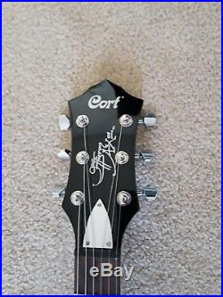 Gene Simmons Kiss Axe Signed Autograph Guitar Bas