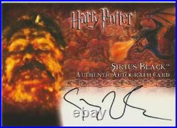 Harry Potter Goblet Of Fire Autograph Auto Card Gary Oldman Signed Sirius Black