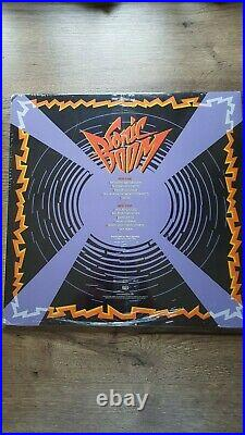 KISS Sonic Boom SIGNED AUTOGRAPHED Limited Edition Black Colored Vinyl