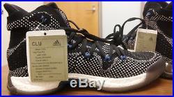 Kris Dunn AUTOGRAPHED Adidas 2016 ASP Crazy Explosive PE SAMPLE Shoes SZ 12 NWT