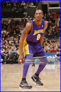 Lakers Kobe Bryant Signed Nike Zoom I Shoes Uda Autograph Pe Upper Deck Auto 1