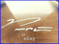Only 250 Made! New Signed McBeth Discraft Black CryZtal Z Raptor With signed COA
