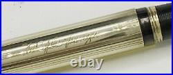 Sheaffer's 14k Solid Gold Autograph Triumph Fountain Pen 14k Nib