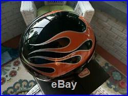 Tony Stewart Autographed Helmet 7130001 VY Size 7.25 7 1/4 58cm Simpson Beam